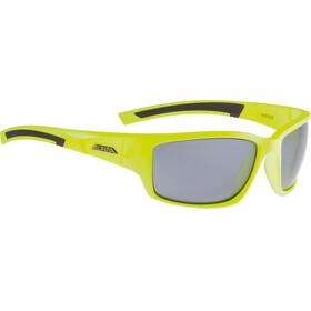 Alpina Keekor Glasses neon yellow-black